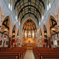 Our Lady Star of the Sea interior