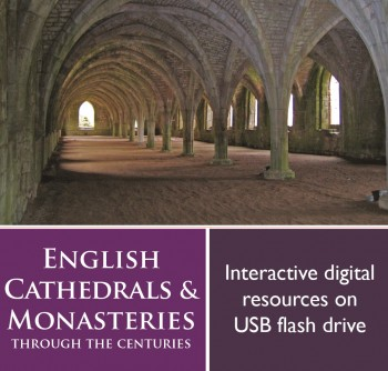 English Cathedrals and Monasteries cover